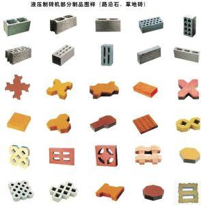 Automatic Soil Brick Machine Interlocking Block Maker Machine Qtj4-35b2 pictures & photos