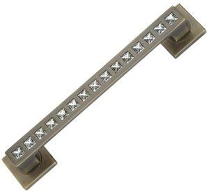 Hot Sale Zinc Pull Handle (LZ-0173 22K) pictures & photos