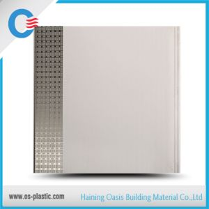 PVC Hot Stamping Ceiling Panel 250mm Width PVC Wall Decoration pictures & photos