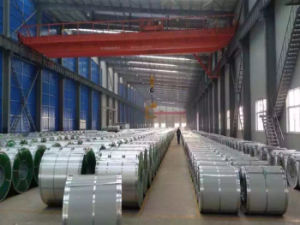 Prepainted Galvalume Steel Coil Prepainted Galvanized Steel Sheet in Coil pictures & photos