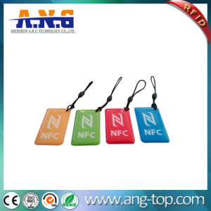 High Frequency Passive Waterproof Epoxy NFC Tags (MIFARE S50) pictures & photos
