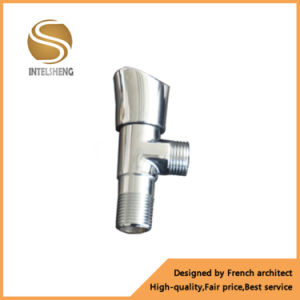 China Standrad Brass Square/Bath Angle Valve pictures & photos