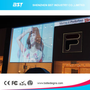 P10 Transparent LED Display (LED Screen) with High Brightness pictures & photos