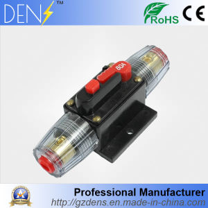 IMC Hot DC 12V 80A Car Protection Audio Inline Circuit Breaker Fuse pictures & photos