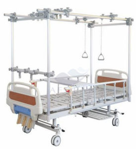 AG-Ob005 Ce& ISO Qualified 3 Cranks Examination Beds Clinic pictures & photos