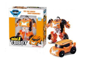 Tobot Deformation Robot Car for Kids pictures & photos