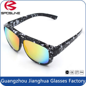 Dropshipping UV400 Men Lady Sport Polarized Sunglasses pictures & photos