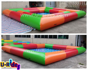 Colorful Inflatable Swimming Pool for Water Park or Backyard pictures & photos