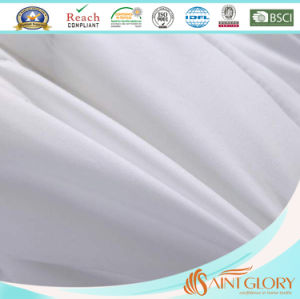 Wholesale Hollow Fiber Filled Polyester Cover Sleeping Travel Pillow pictures & photos