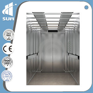 Ce Approved Speed 1.0m/S with UPS Residential Elevator pictures & photos