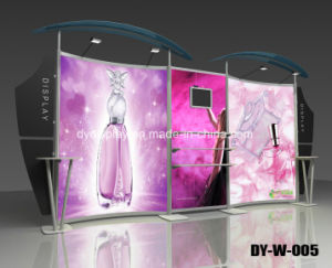 Aluminum Display Panel Stand System Exhibition Stand (DY-W-005) pictures & photos
