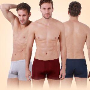 Men′s Silk Shorts pictures & photos