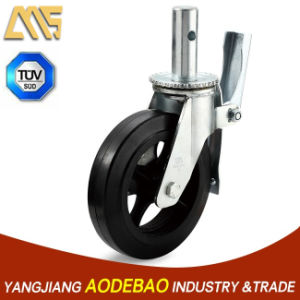 Manufacture for Scaffolding Rubber Caster Wheel pictures & photos