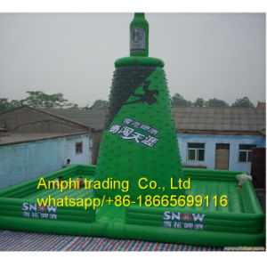 Inflatable Climbing Wall/Rock Climbing/Giant Inflatable Rock Climbing with Ce