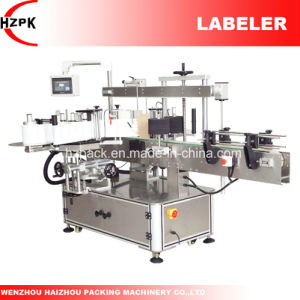 Automatic Double Sides Labeler/Labeling Machine From China pictures & photos