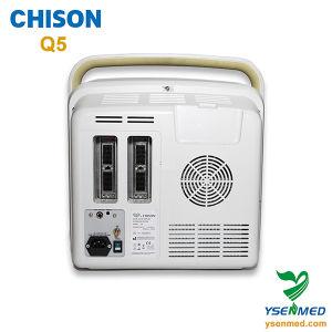 Hospital Medical Portable 4D Color Doppler Chison Q5 Ultrasound pictures & photos