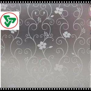 6mm 8mm Ultra Acid Etched Tempered Glass for Furniture pictures & photos