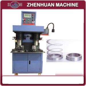 Generator Motor Stator Lamination Spiral Winding Machine pictures & photos