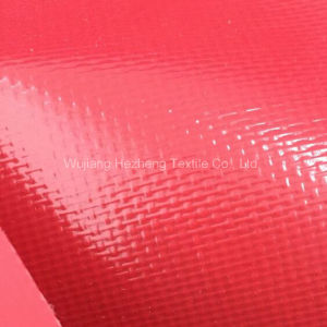 500d Polyester PVC Waterproof Tarpaulin Fabric for Dry Bag Outdoor pictures & photos