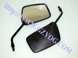 Motor Rearview Mirror, Motorcycle Rearview Mirror for Ax-100 pictures & photos