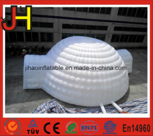 Giant Outdoor White Inflatable Dome Tent for Sale pictures & photos