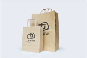 Light Brown Kraft Paper Bag Packing Box pictures & photos