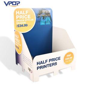 Customize Cardboard Small Counter Display Racks pictures & photos