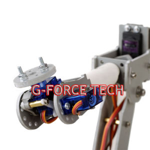 Industrial Robots Scaled Model 6 Dof Robot Arm for Teaching and Experiment pictures & photos
