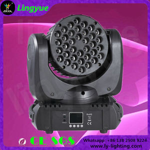 DJ Light Moving Head LED Beam Moving 36X3 pictures & photos