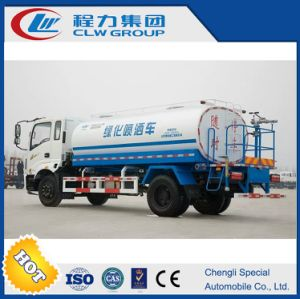 Dongfeng Tianjin 10cbm Water Tank Truck for Sale pictures & photos