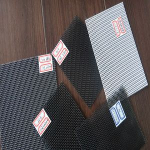 Stainless Steel Bullet Proof Security Window Screen, Bulletproof Protection Mesh pictures & photos