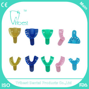 Disposable Plastic Dental Impresssion Tray