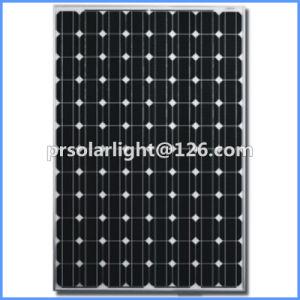 250W High Efficiency Mono Renewable Energy Saving Solar Energy pictures & photos