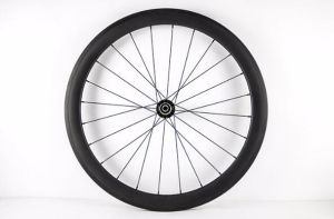 2017 Carbon Wheels 50mm Clincher 700c Carbon Fiber Road Bicycle Wheels pictures & photos
