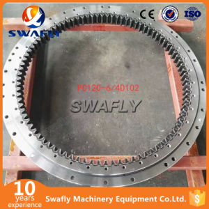 Excavator Swing Circle PC120-6 4D102 203-25-61101 Slewing Bearing pictures & photos