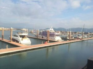 Floating Pontoon Dock for Passenger Vessel pictures & photos