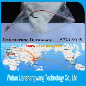 98% Injectable Test Decanoate Hormone Testosterone Decanoate CAS 5721-91-5 pictures & photos