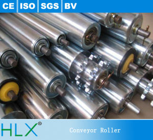 Zinc Plated Conveyor Roller with Ce Certificates pictures & photos