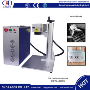 Coffee Cup Fiber Laser Engraving Machine for Sale pictures & photos