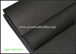 Gw3007 Great Wall Rubber Braid Pattern Rubber Mat with ISO9001 pictures & photos