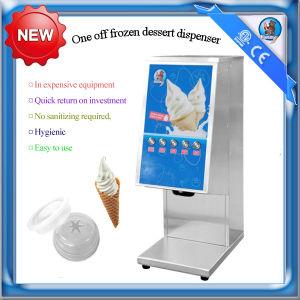 Frozen Dessert Dispenser pictures & photos