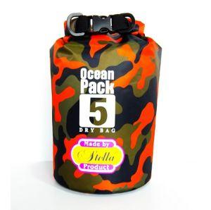 Camouflage 500d PVC Tarpaulin Waterproof Bag PVC Dry Sack pictures & photos