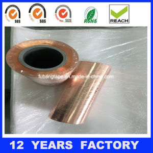 0.075mm Thin Rolled Copper Foil Tape/ Copper Foil pictures & photos