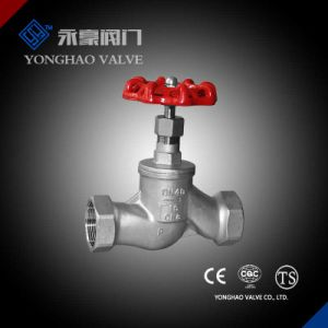 S Type Stainless Steel Globe Valve pictures & photos