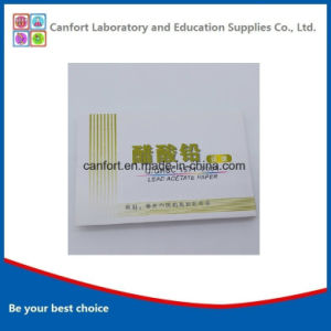 Lab Supplies Indicator Paper Lead Acetate Paper for Laboratory/School/Chemistry pictures & photos