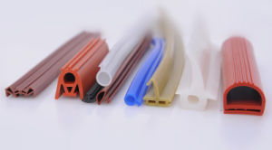 Silicone Rubber Seals Extrusion pictures & photos