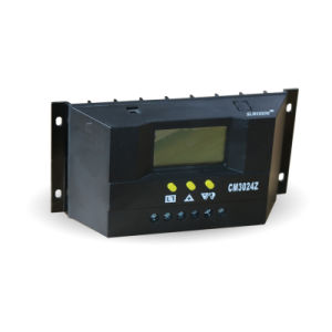 12V 24V 48V 30A Solar System Panel Inverter Controller pictures & photos
