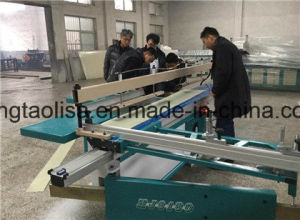 CNC Plastic Products Lathe Cutting Machine pictures & photos