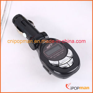 Long Range Audio Video Transmitter and Receiver Car MP3 Player FM Transmitter 32GB pictures & photos