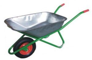 Sand Capacity 5-7cbm Cheap Wheelbarrows 5009 pictures & photos